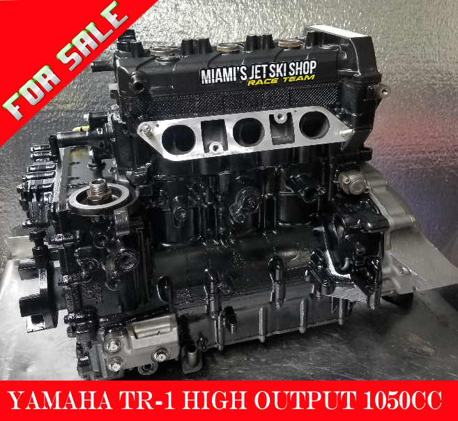 Yamaha WaveRunner TR-1 HO Engine Rebuilt Unit