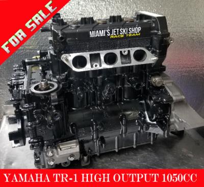 Yamaha WaveRunner TR-1 HO Engine Rebuilt Unit