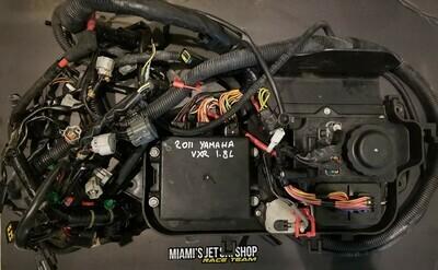 2011 YAMAHA VXR 1.8 L YAMAHA JETSKI CDI & MAIN HARNESS