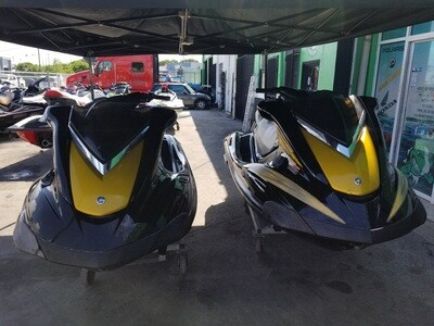 2006 Yamaha FX 160 hp Waverunner, Reverse 3 passengers  ( two unit in Stock ) Unit Price $ 4200   SPECIAL PRICE FOR SET $ 8000