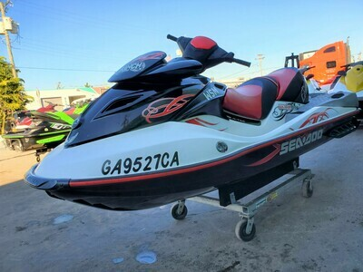 2008 SeaDoo Wake155HP Bombardier 1500 cc with WakeBoost Ballast system and Wake tower