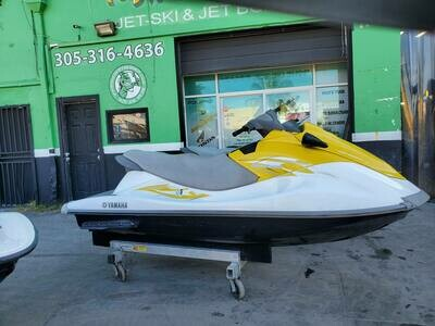 2016 Yamaha V1 Waverunners , TR-1 3-cylinder High Output Marine engine Three Seater