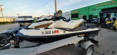 For sale 2011 Sea-Doo GTX Limited iS 260 Supercharger , IBR System , Intelligent Suspension (iS)  55 Hrs