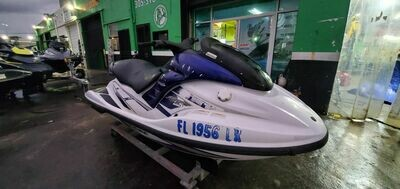 2001 Yamaha GP1300R Waverunner Jetski Unit complete with Trailer
