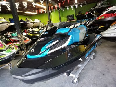 2017 Sea Doo RXT-X 260 Supercharger Engine   4 Stroke Engine IBR System