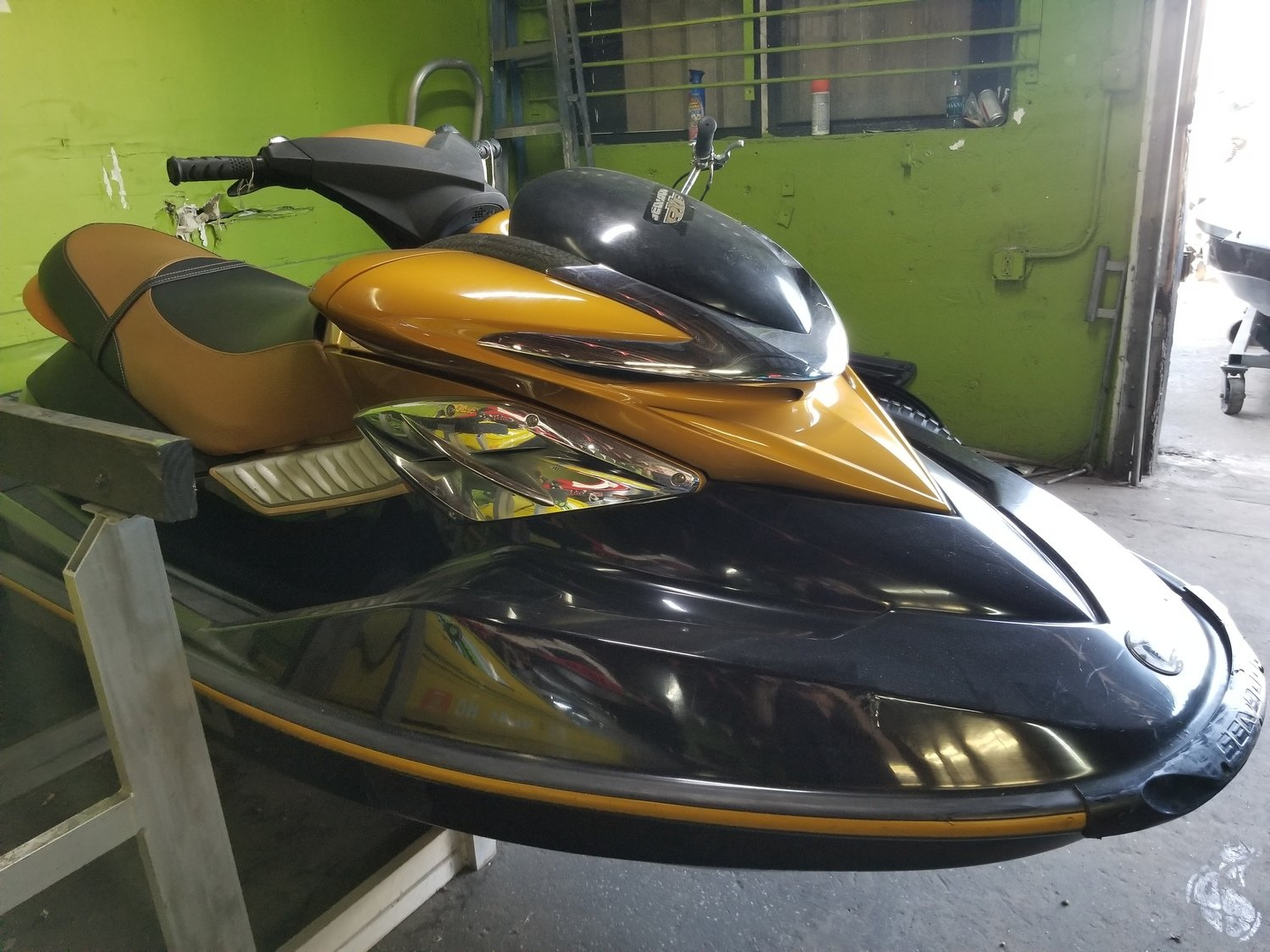 2006 Sea-Doo RXP  215-hp Supercharged Rotax  Powerful Engine  With 215-hp supercharged