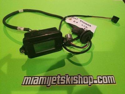 2017 YAMAHA EX LCD UNIT USED