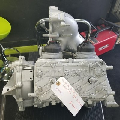 SEADOO 787 COMPLETE ENGINE USED W/ACCESSORIES