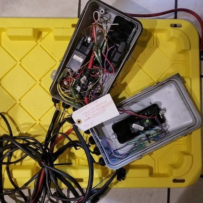 278000029 / 278000423 Sea-Doo CDI Box Complete