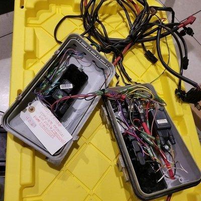 Seadoo 1995 XP 720 Electronic Module MPEM CDI Box 717 HX SPX 95 96 278001134  27800079 Complete electrical box w programed Key