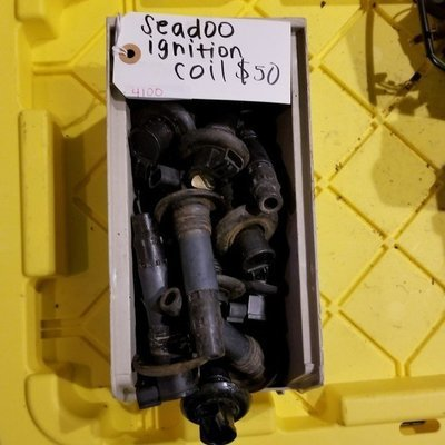 SEA DOO BOMBARDIER IGNITION COIL