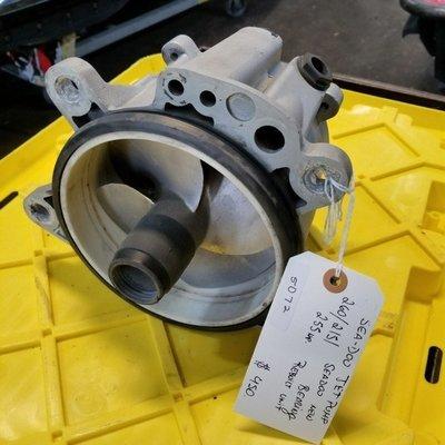 Seadoo jet pump unit rebuilt w/ new bearing 215.255.160hp
