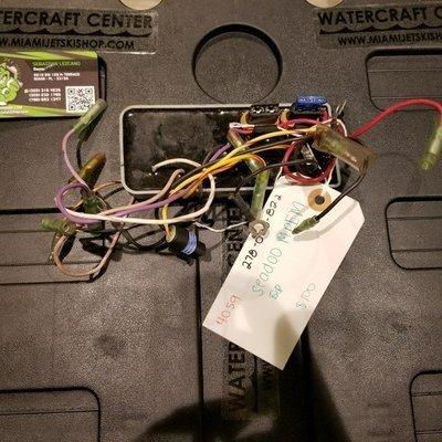 1996 Seadoo GTI MPEM Electronic Control Module 278000822