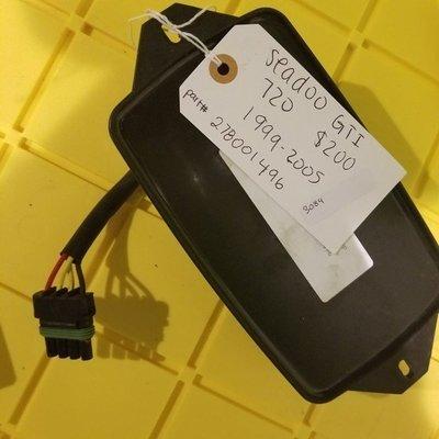 SEADOO MPEM CDI Box 1997-2001 GS/ 1998-2005 GTI/ GTS Rep. 278000916 278001496