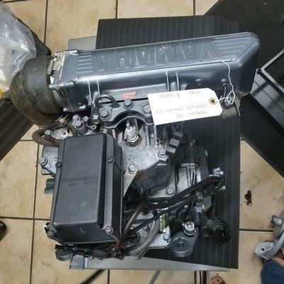 YAMAHA 701 COMPLETE USED ENGINE