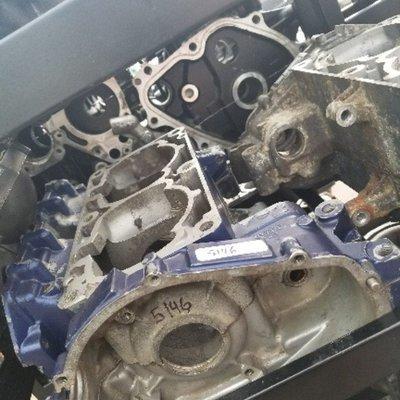 Yamaha engine Block 701 & 760