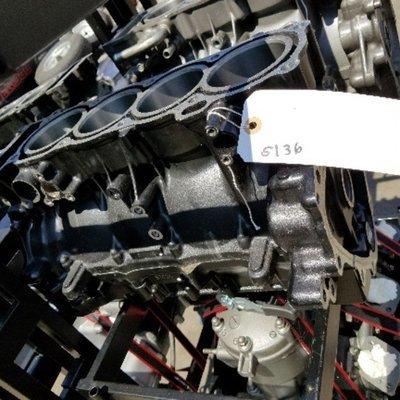 Yamha Fx 160 High output 0.50 engine block