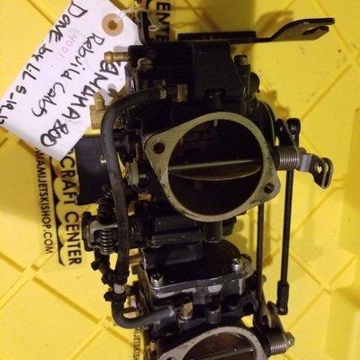 YAMAHA 800 CARBURATOR XL GP 450 REBUILT
