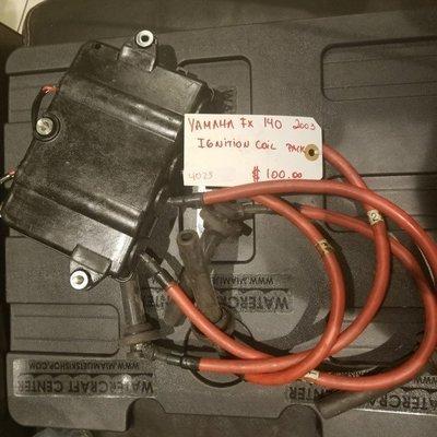yamaha ignition coil unit