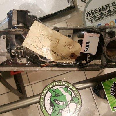 yamaha Wave runner GP1300R GP 1300 R throttle body fuel injection pump injectors