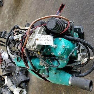 Kawasaki 1100 Complete Engine Swap w/accesories