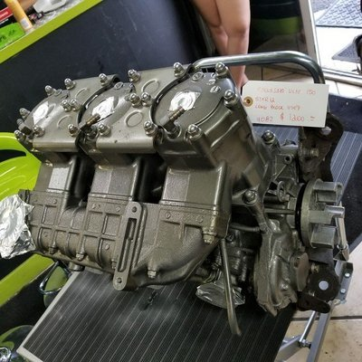KAWASAKI ULTRA 150 STXR12 LONG BLOCK USED ENGINE