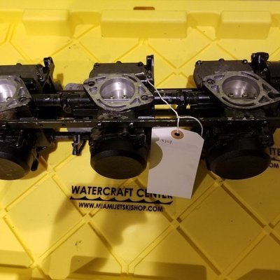 KAWASAKI 1100 REBUILT CARBURETOR UNIT