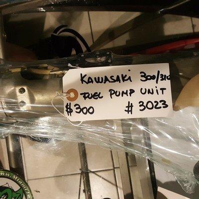 KAWASAKI 300/310 FUEL PUMP UNIT ASSY