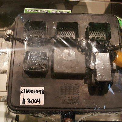 Seadoo GTX RFI MPEM 278001098
