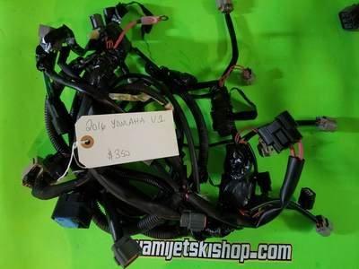 Yamaha V1 Engine Harness Unit used