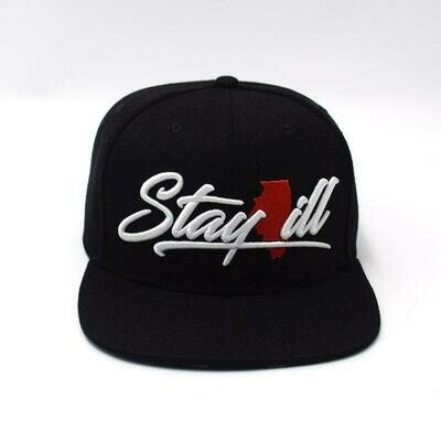 Limited Edition Stay ill Snapback