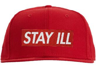 STAY ILL Sup Flat Bill Snapback
