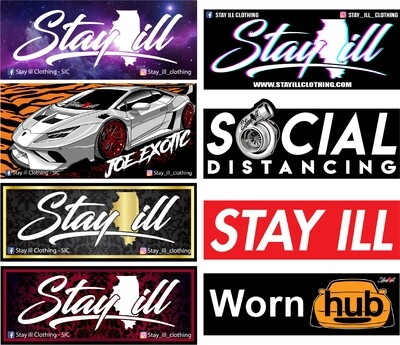 Stay iLL 7
