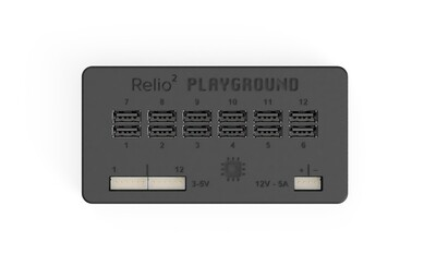 """Relio² """"PLAYGROUND"""" Routing Board for Lab Users"""