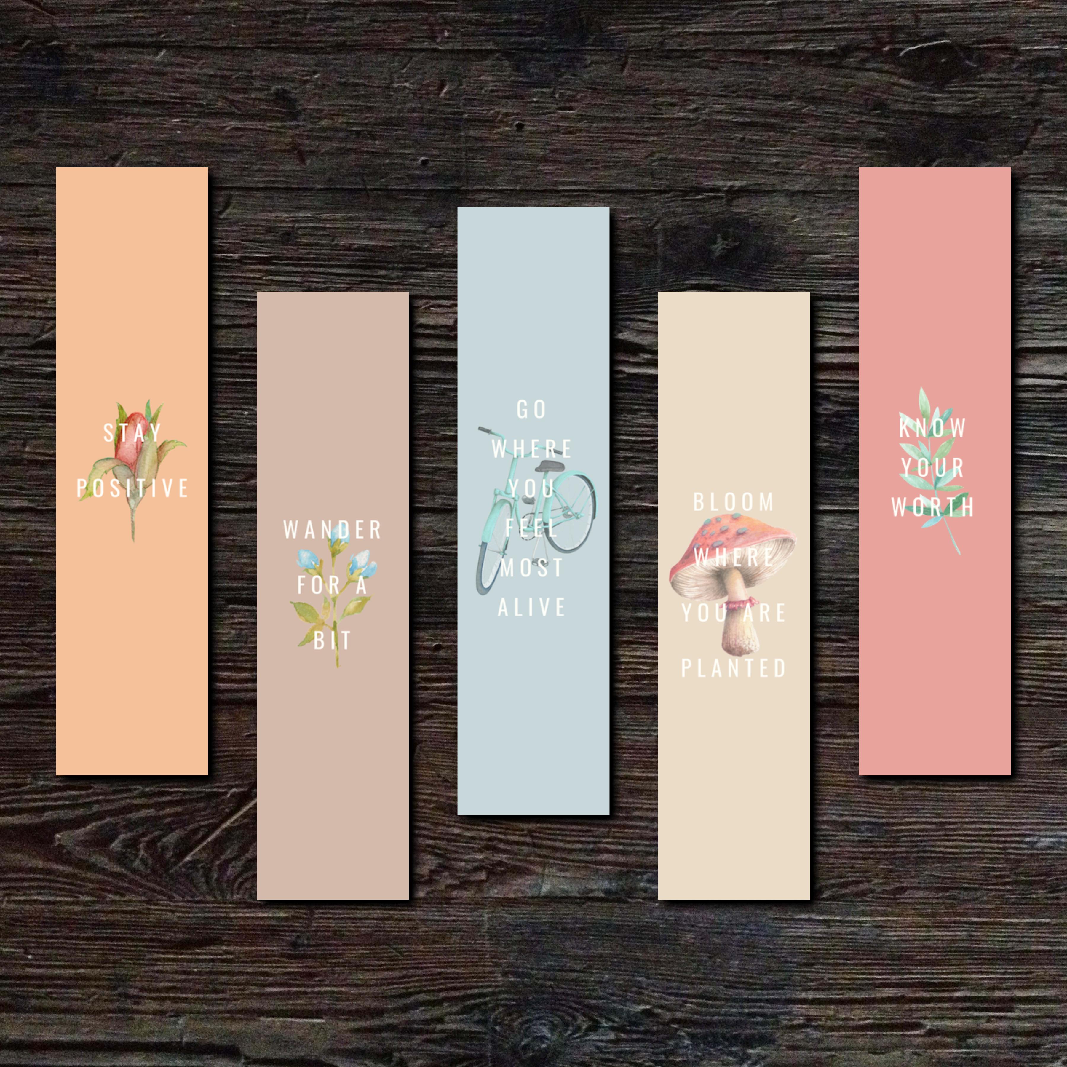 Positivity Bookmarks 122114-19