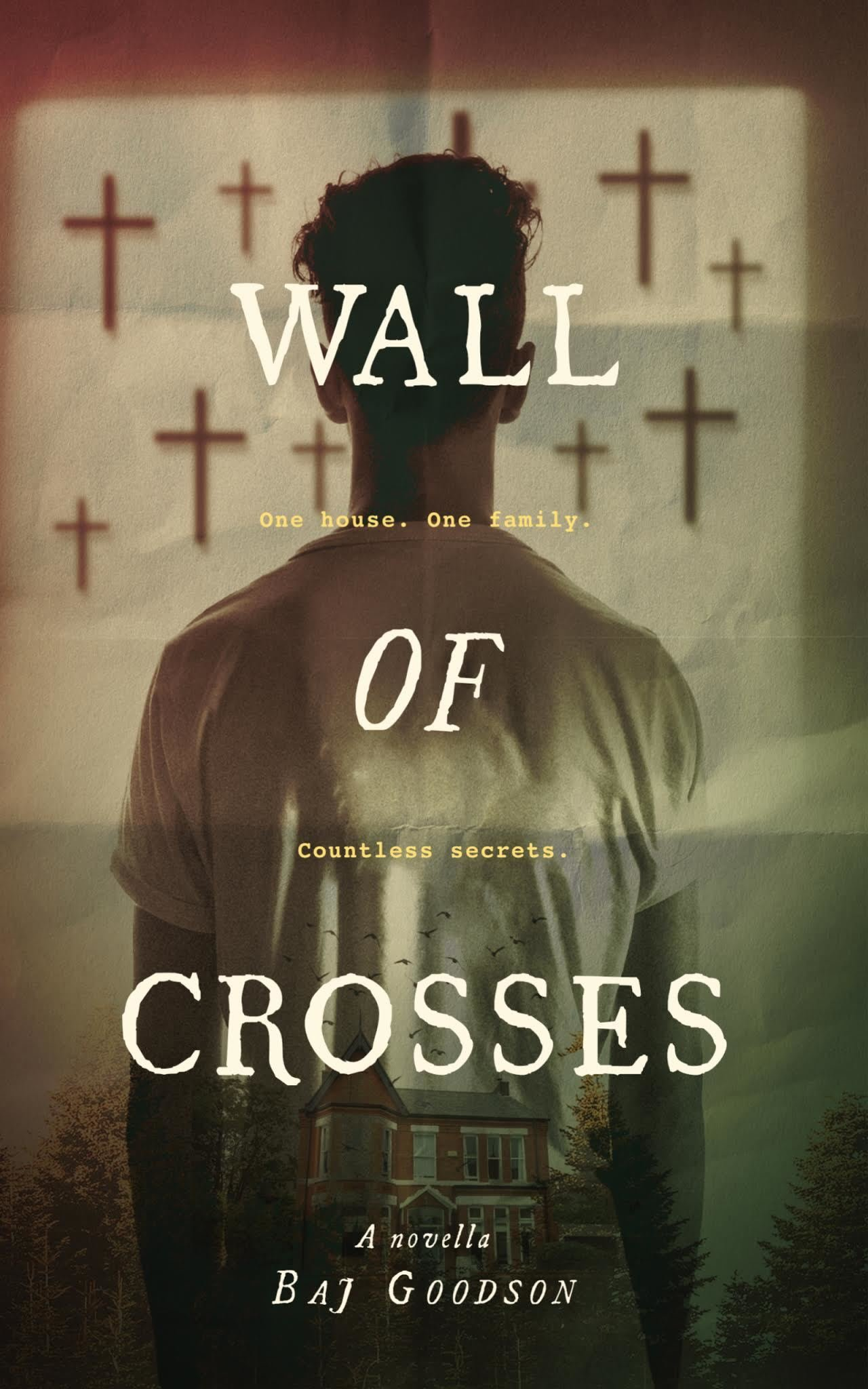 Wall Of Crosses | Signed Paperback 9781538091760