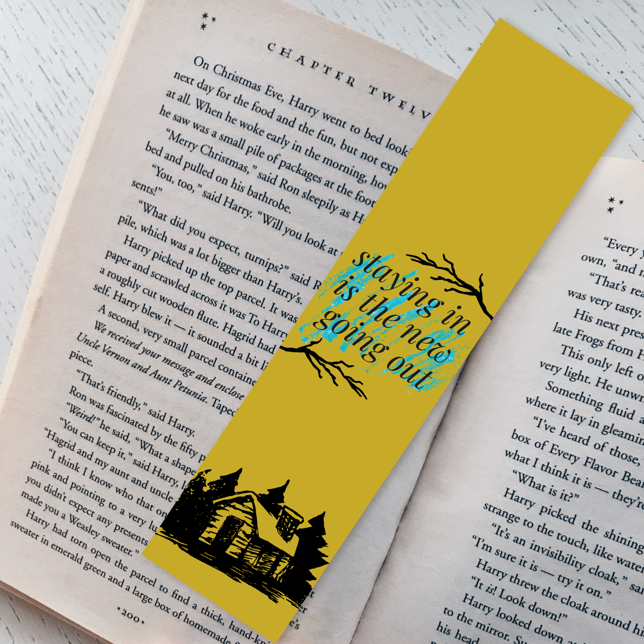 Introversion Bookmarks
