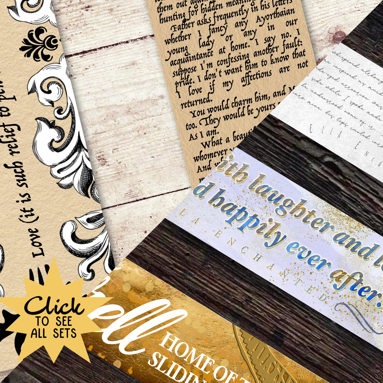 Ella Enchanted Bookmarks 00003