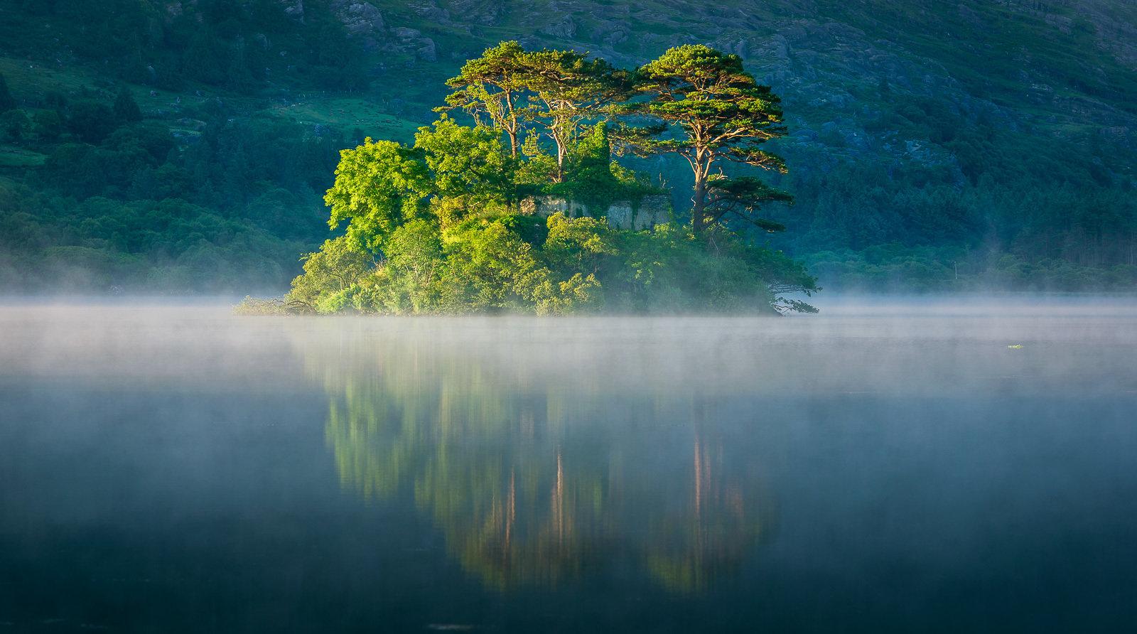 Glanmore Lake, Beara Peninsula, Ireland (1) Glanmore Lake - 1.