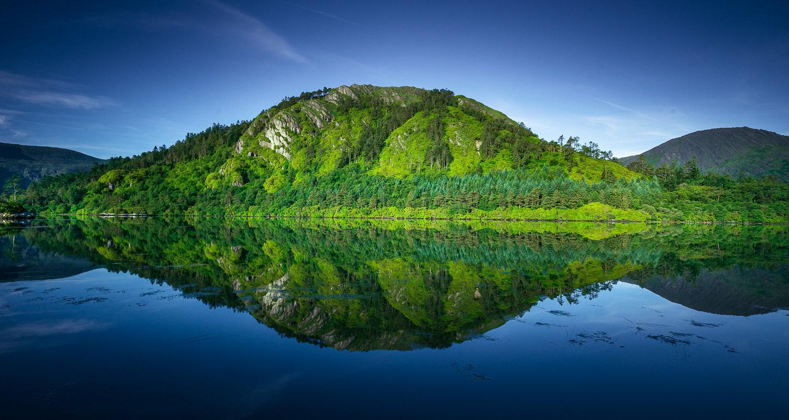 Glanmore Lake, Beara Peninsula, Ireland (2) Glanmore Lake - 2.