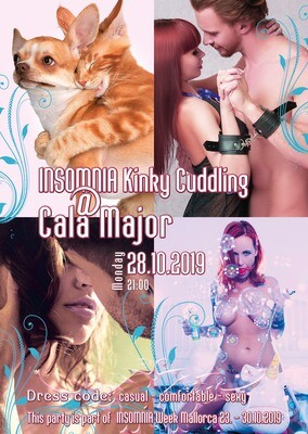 Kinky Cuddling - The Ultimate Cuddle Party Mallorca