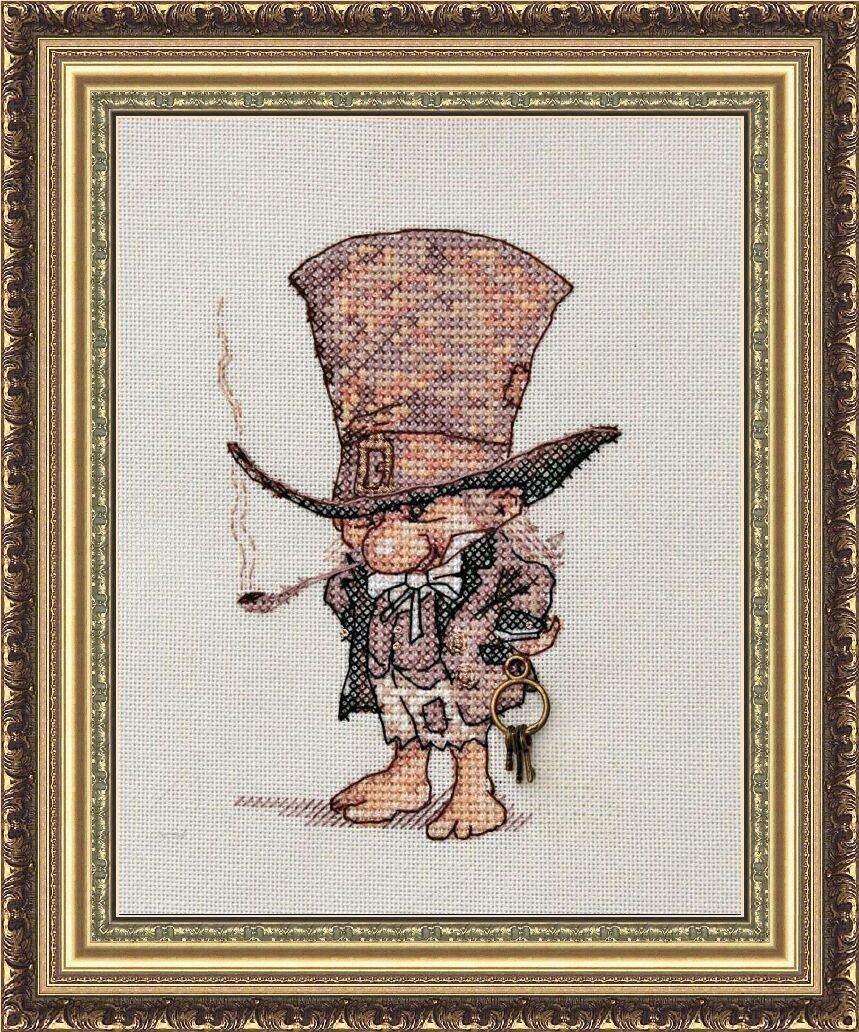 Джентльмен в шляпе