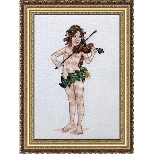 Чудесная скрипка Вл-15
