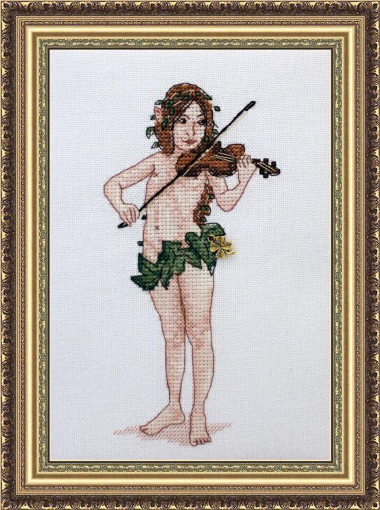 Чудесная скрипка