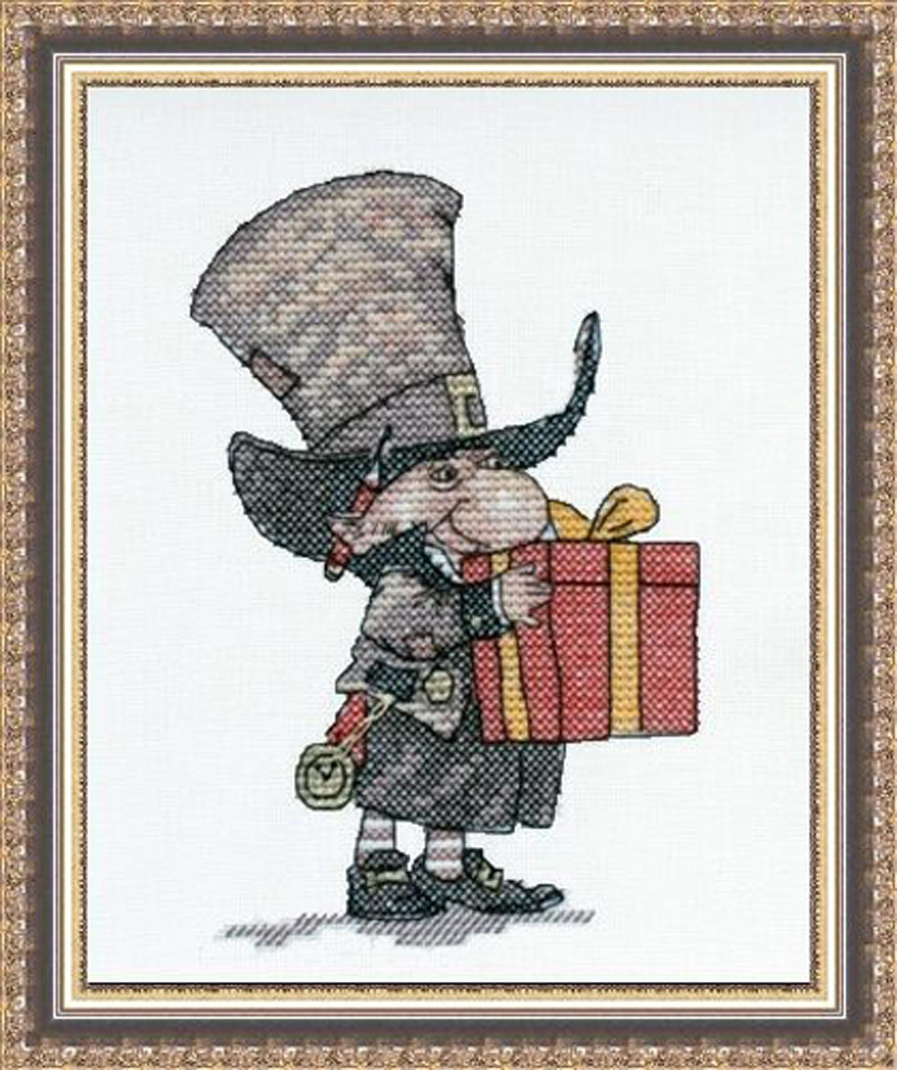 Джентльмен с подарком