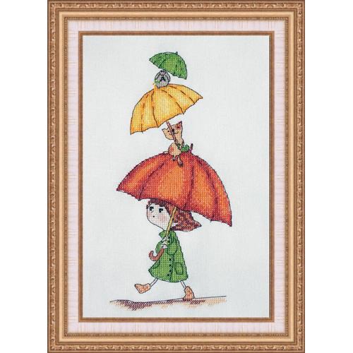 Веселые зонтики Рз-03