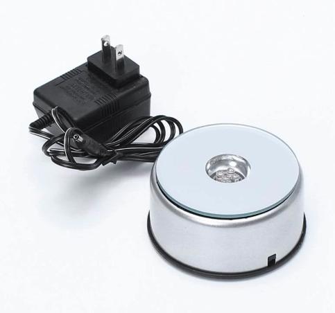 LED Light Base - Changing Lights