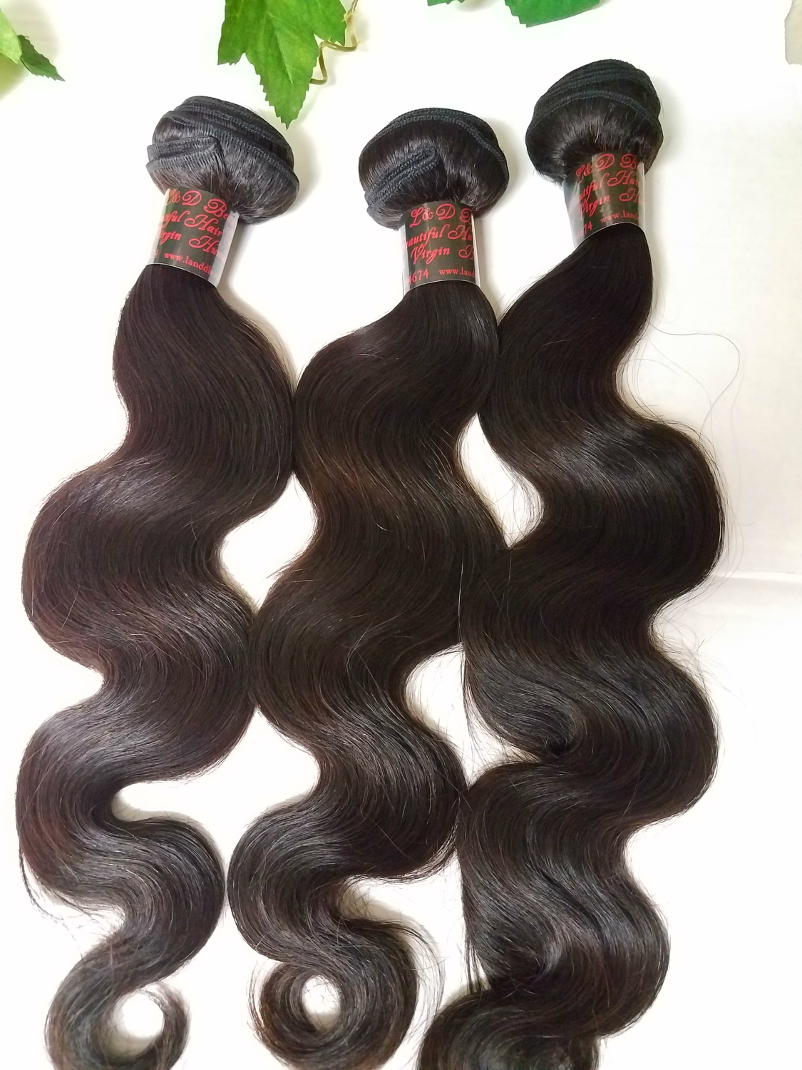 "Brazilian Loose Body wave 18""20""22"""