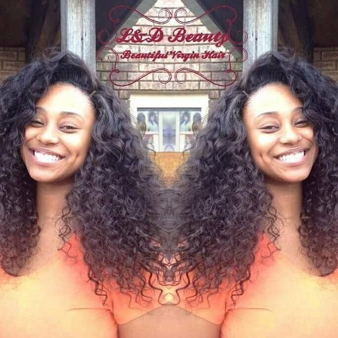 """Malaysian Exotic Curly 12""""12"""""""