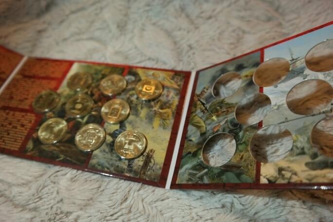 Монетная открытка 2015г. ГВС-2015